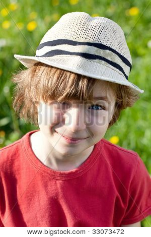 Ruffled The Boy In A Hat