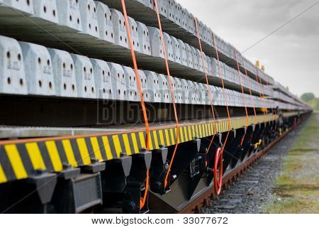 Train Cargo Wagons