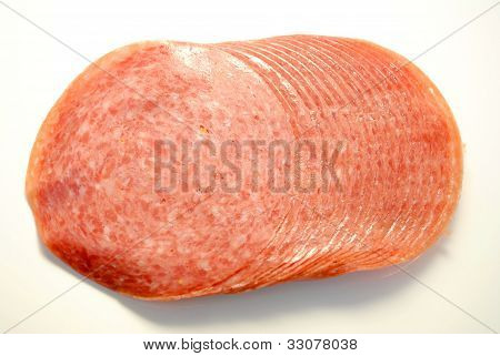 Fresh Sliced Sandwich Salami