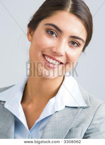 Porträt der Frau