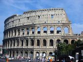 Colosseum At Day poster