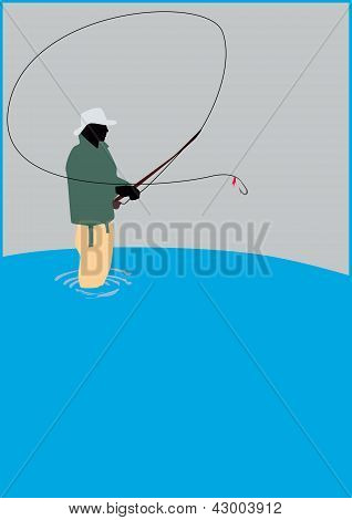 Fishing Background