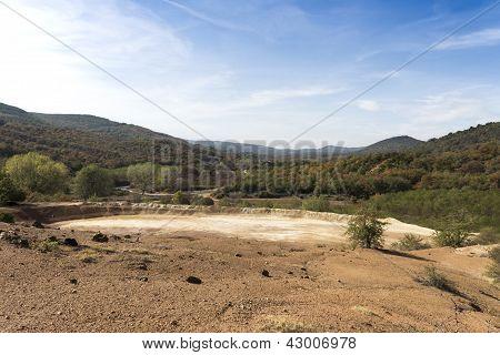 Old Mines Area