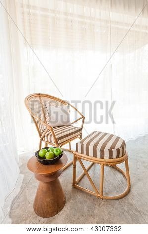 Bamboo Rattan Furniture