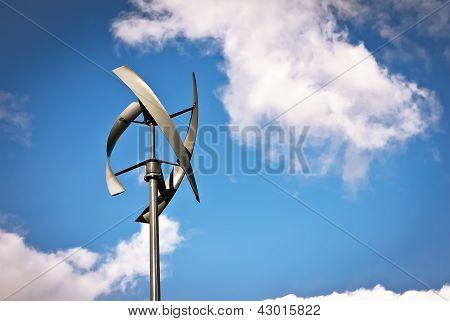 Little Wind Turbine