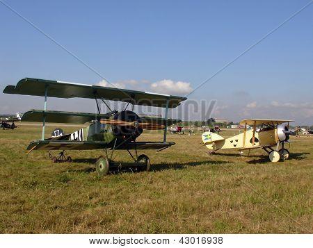 Fokker Dr.i And Tummelisa