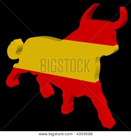 Toro Spanisch Farben