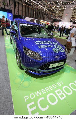 Ford Focus ST3 Ecoboost