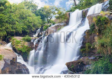 Mae-klang Waterfall