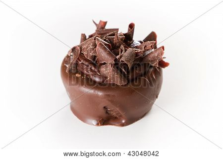 Bite Size Chocolate Dessert