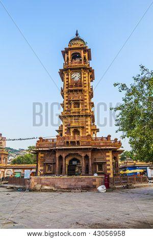 Jodhpur Clocktower