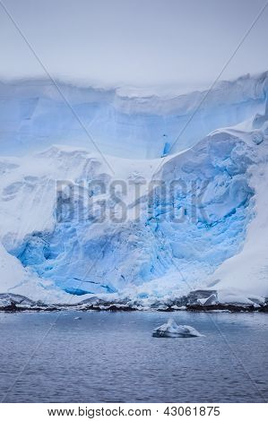 Iceberg From Antarctica