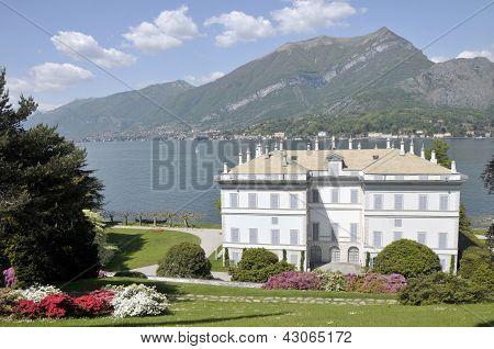 Lake Como and Villa Melzi