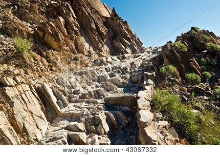 Rock Stairway