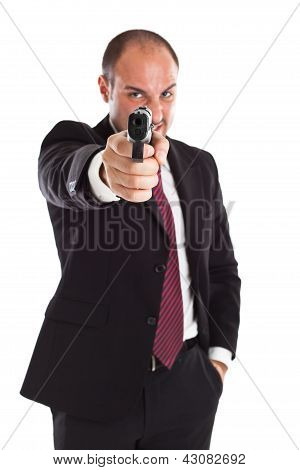 Hitman Businessman