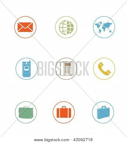 Icon Sets Professionally Designed - Business - Part 4