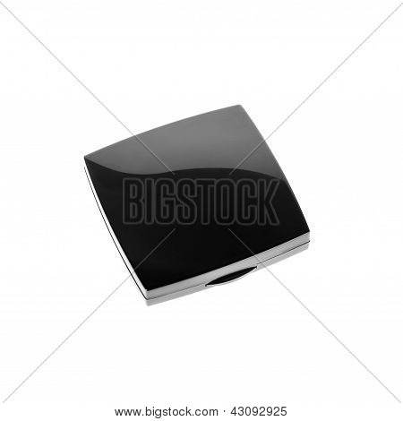 Square Box With Cosmetic Product