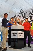 Vips Launching Youth Olympic Games Logo