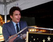 LOS ANGELES - MAR 7:  James Franco at the Hollywood Walk of Fame Ceremony honoring James Franco at t