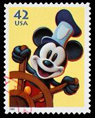 Selo Disney Mickey Mouse