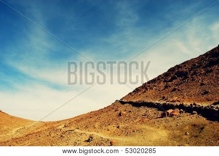 Sky and Sand Hill