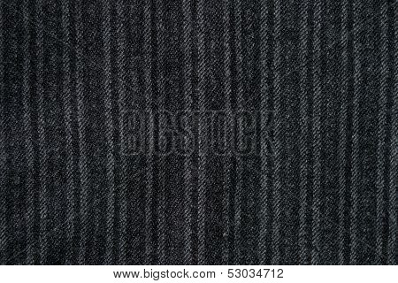 gray striped fabric texture
