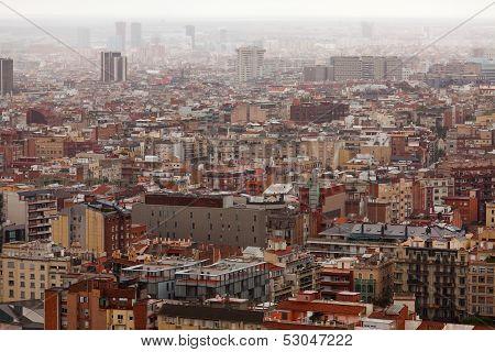 Panorama Huge Metropolis