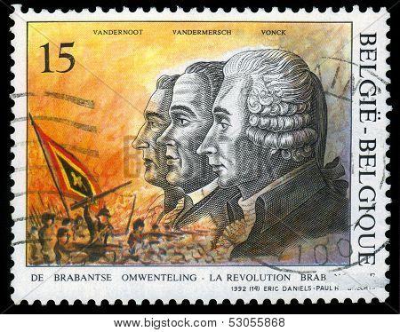 Leaders Of The Brabant Revolution
