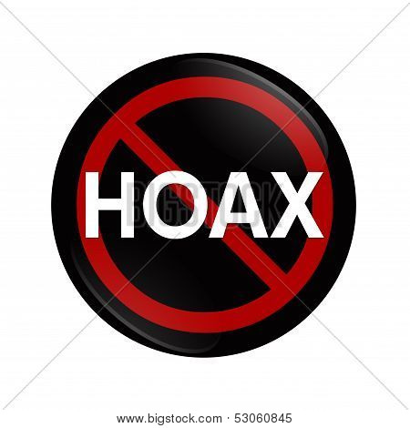 Stopping A Hoax