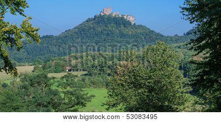Trifels Ruin,Annweiler,Palatinate Forest