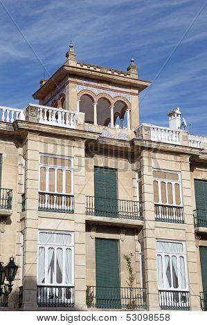 Building In Antequera, Spain