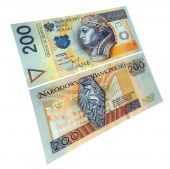 Polish Paper Currency poster