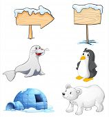 image of igloo  - Illustration of the signboards - JPG