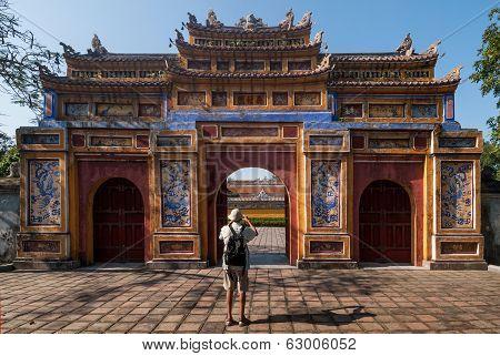 Monuments Of Hue, Vietnam