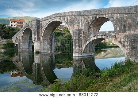 Bridge In Bosnia And Herzegovina