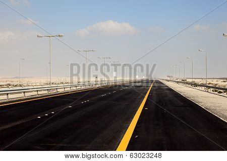 King Hamad Highway, Bahrian