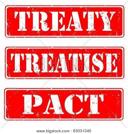 Treaty,treatise,pact