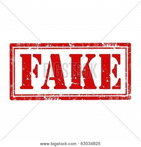 Fake-stamp