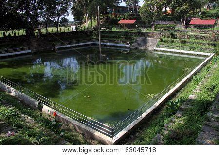 Sacred Pond