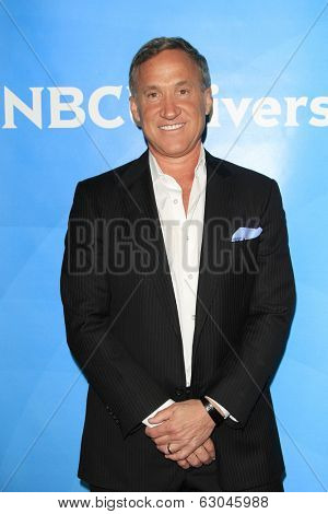 PASADENA - APR 8: Dr. Terry Dubrow at the NBC/Universal's 2014 Summer Press Day held at the Langham Hotel on April 8, 2014 in Pasadena, California