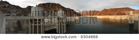 Panorama From Hoover Dam