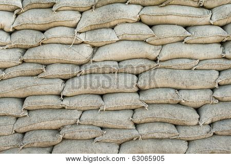 Background Ww1 Sandbags Trench World War