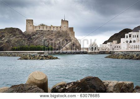 Fort Jalali Muscat