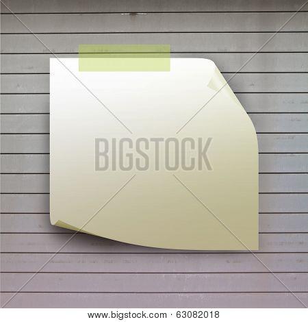 Blank Stiker