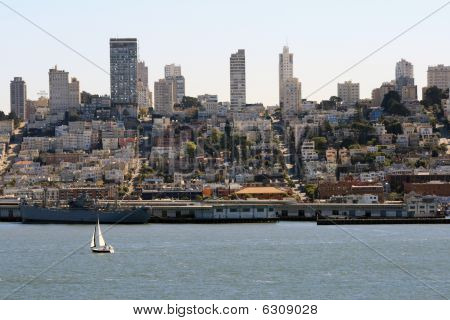 Beautiful San Francisco Skyline