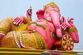 picture of ganesh  - Ganesh god  - JPG