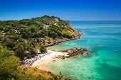 Phuket Island, Tourist Attraction In Thailand.