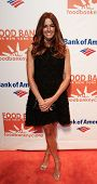 NEW YORK-APR 9: TV personality Kelly Bensimon attends the Food Bank for New York City's Can Do Award