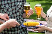 Beer And Corn
