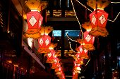 Beautiful Red Lanterns